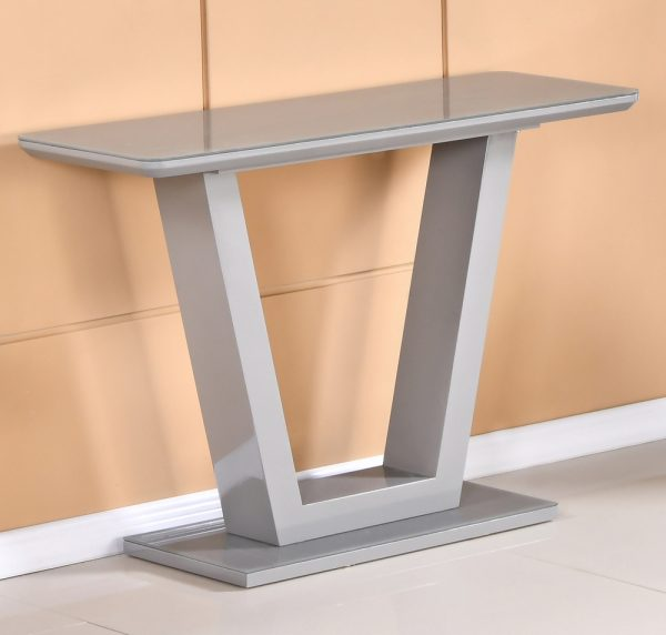 Tenerife Grey Console Table