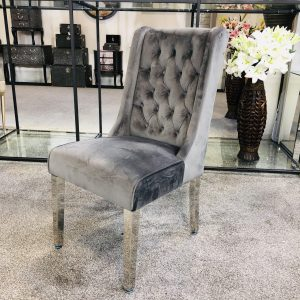 Kyoto Grey Dining Chair