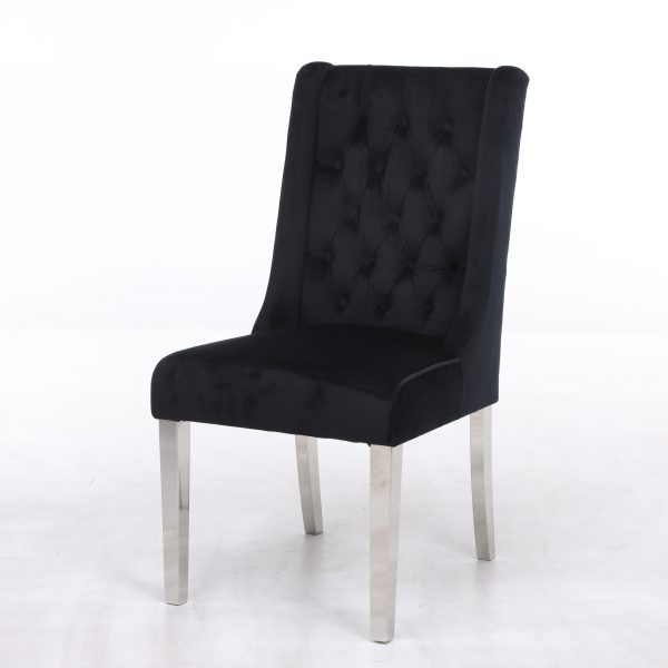 Kyoto Black Dining Chair