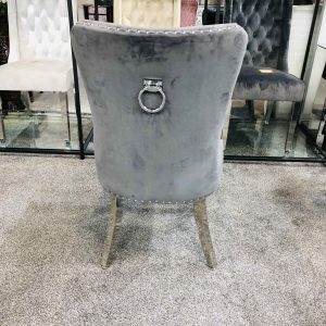 Paris Grey Dining Chair