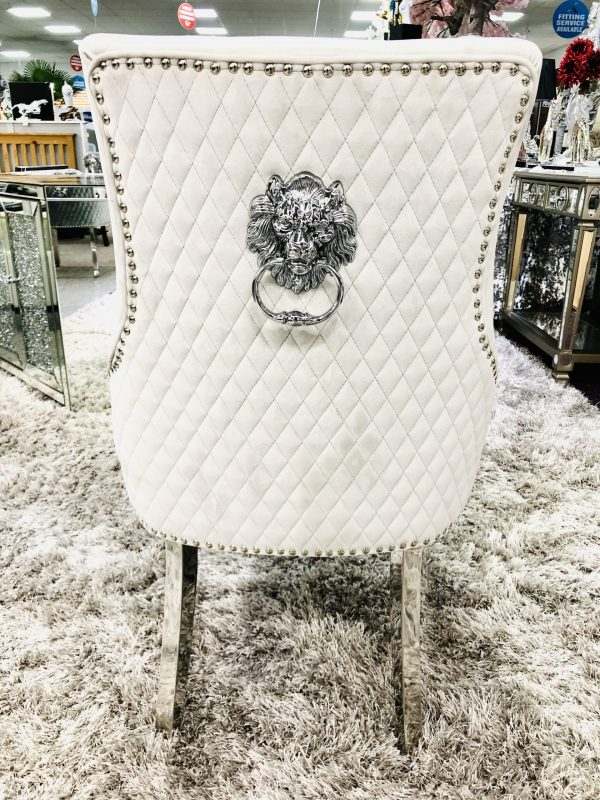 Majestic Silver Dining Chair