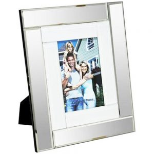 London White Photo Frame