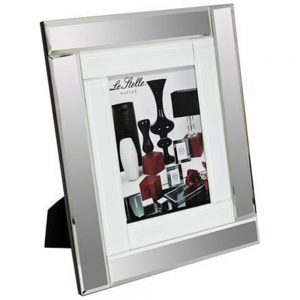 London White Large Photo Frame
