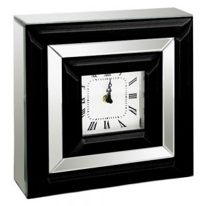 London Black Clock