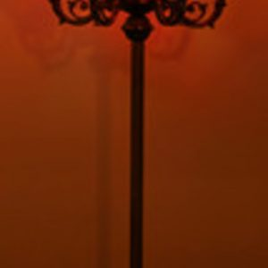 Turkish Mosaic Floor Lamp T5