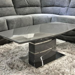 Milan Grey Coffee Table